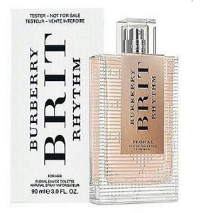 Burberry Brit Rhythm for women EDT 90ml (Tester)
