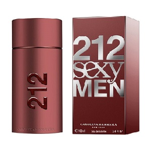Carolina Herrera 212 Sexy for Men EDT 100ml