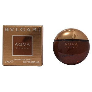 Bvlgari Aqva Amara For Men EDT 5ml (miniatur)