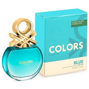 Benetton United Colors De Benetton Blue For Her EDT 80ML