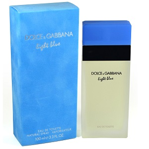 Dolce & Gabanna Light Blue For Women EDT 100ML