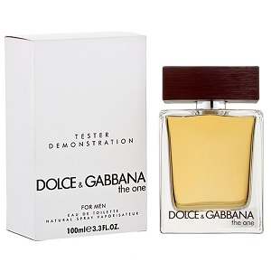 Dolce & Gabanna The One For Men EDT 100ML (Tester)