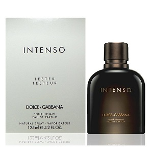 Dolce&Gabbana Pour Homme Intenso for Men EDP 125ML (Tester)