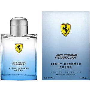 Ferrari Scuderia Light Essence Acqua For Unisex EDT 125ML