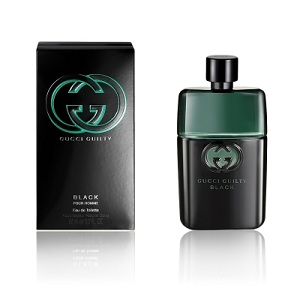 Gucci Guilty Black For Men EDT 90ml