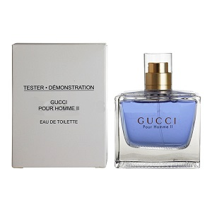 Gucci Pour Homme II EDT 100ML (Tester)