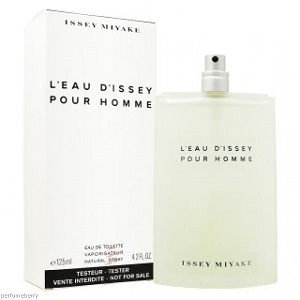 Issey Miyake L eau D Issey Pour Homme EDT 125ML (Tester)