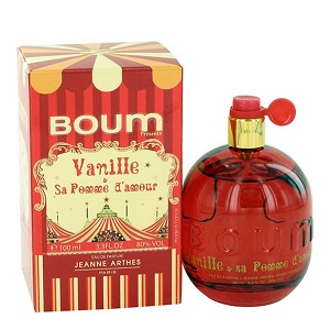 Jeanne Arthes Boum Vanila for Women EDP 100 ML