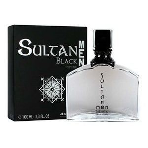 Jeanne Arthes Sultane Black for Men EDT 100ML