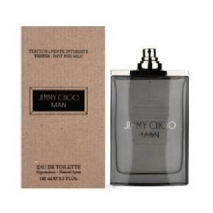 Jimmy Choo For Men EDT 100ML (Tester)