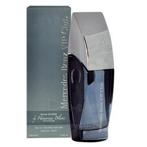 Mercedes Benz VIP Club Black Leather By Honorine Blanc for Men EDT 100ML