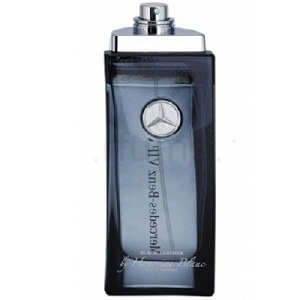 Mercedes Benz VIP Club Black Leather By Honorine Blanc for Men EDT 100ml (Tester)