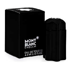 Mont Blanc Emblem For Men EDT 4,5ml (Miniature)