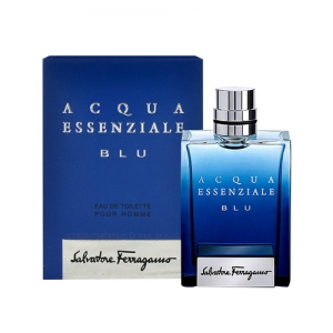 Salvatore Ferragamo Acqua Essenziale Blu For Men EDT 100ML