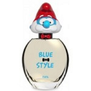 The Smurfs Blue Style 3-D Collection Papa Unisex EDT 50ML (Tester)
