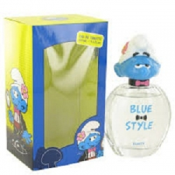 The Smurfs Blue Style 3-D Collection Vanity Unisex EDT 50ML