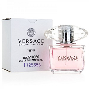 Versace Bright Crystal For Women EDT 90ML (Tester)
