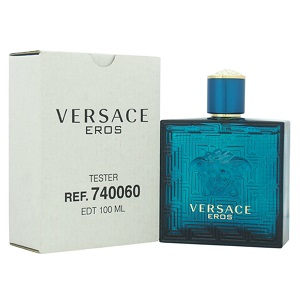 Versace Eros For Men EDT 100ML (Tester)