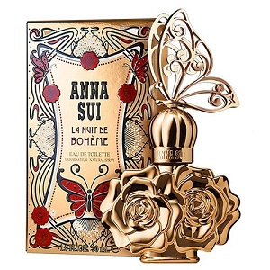 Anna Sui La Nuit de Boheme For Women EDT 75ML