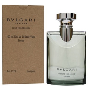 Bvlgari Pour Homme Soir for Men EDT 100ML (Tester)