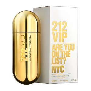 Carolina Herrera 212 VIP Woman EDP 80ML