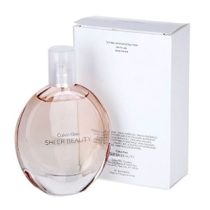 Calvin Klein Beauty Sheer For Women EDT 100ML (Tester)