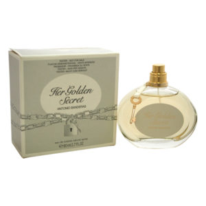 Antonio Banderas Golden Secret for Women (Tester)