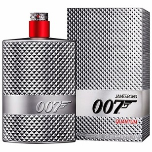 James Bond 007 Quantum For Men EDT 125ml