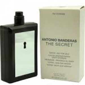 Antonio Banderas The Secret For Men Edt 100ml (Tester)