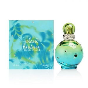 Britney Spears Island Fantasy for Women EDP 30ml