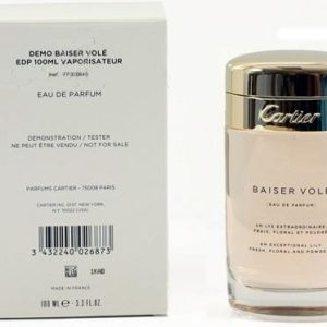 Cartier Baiser Vole for Women EDP 100ML (Tester)