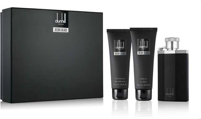 Alfred Dunhill Disire Black for Men (Giftset)