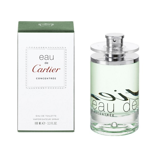 Cartier Eau De Cartier Concentree For Men EDT 100ml