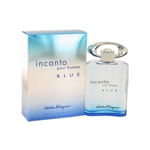 Salvatore Ferragamo Incanto Blue Pour Homme Edt 100ml