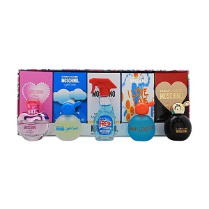 Moschino Miniature Collection (Miniset)