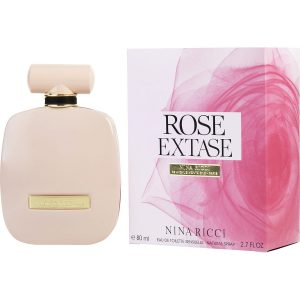 Nina Ricci Extase Rose for Women EDP 80ml