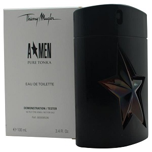 Thierry Mugler A Men Pure Tonka For Men EDT 100ml (Tester)