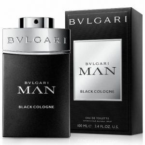 Bvlgari Man In Black Cologne for Men EDT 100ml