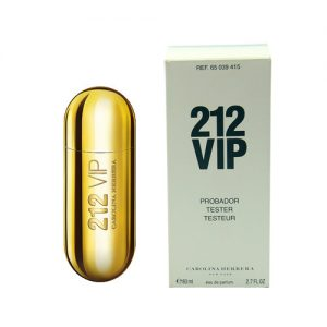Carolina Herrera 212 VIP woman EDP 80ml (Tester)