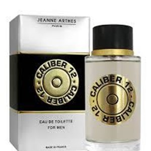 Jeanne Arthes Caliber 12 for Men EDT 100ml