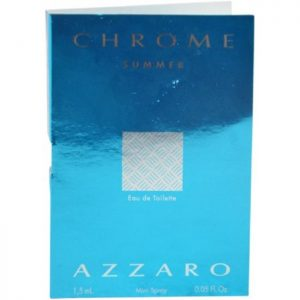 Azzaro Chrome Summer for Men EDT 1,5ml (Vial)