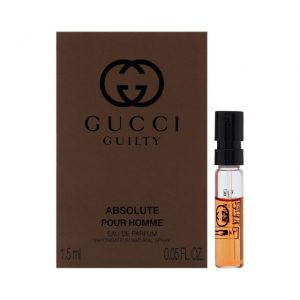 Gucci Guilty Absolue for Men EDP 1,5ml (Vial)