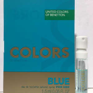 Benetton United Colors De Benetton Blue For Her EDT 1,5ml (Vial)