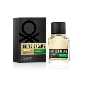 Benetton United Dream Big for Men EDT 100ml