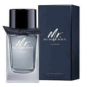 Burberry Mr Burberry Indigo for Men EDT 100ml