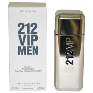 Carolina Herrera 212 VIP for Men EDT 100ml (Tester)
