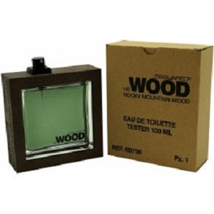 Dsquared2 He Wood Rocky Mountain EDT 100ml (Tester)
