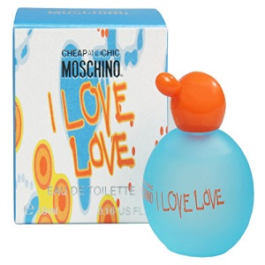 Moschino I Love Love For Women EDT 5ml (Miniatur)