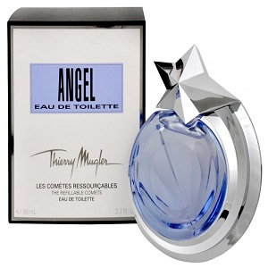 Thierry Mugler Angel Les Cometes Ressourcables for Women EDT 80ml