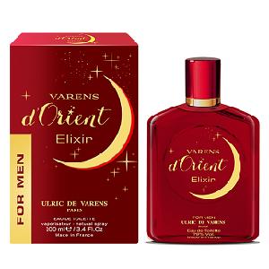 Ulric De Varens Varens D'orient Elixir for Men EDT 100ml